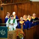 Father Hamish Currie Speakes to St Andrew's Congregation on Oct. 5 -14 photo album